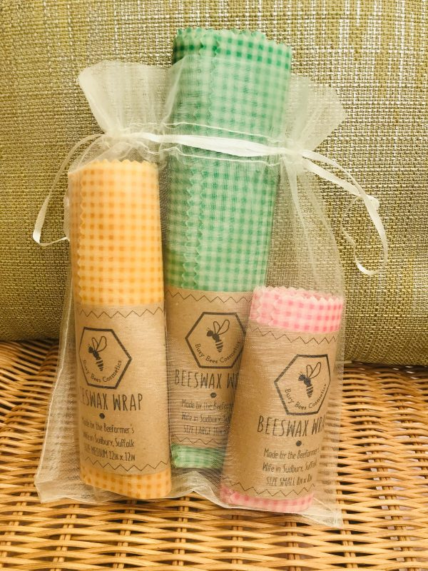 Beeswax Wraps, Natural Beeswax Products, Beeswax Cosmetics