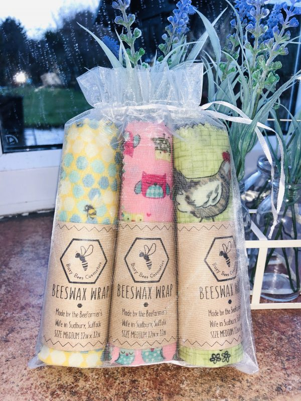 Animal Print Gifts, Beeswax Wraps, Natural Beeswax Products, Honey