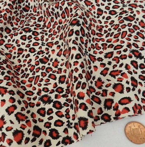 Beeswax Wraps - Animal Print, Leopard - Busy Bees Cosmetics