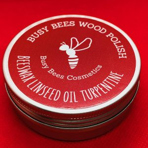 Busy Bees Wood Polish, Natural Products, Beeswax Linseed Oil