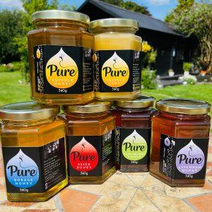 Stour Valley Apiaries Suffolk Honey