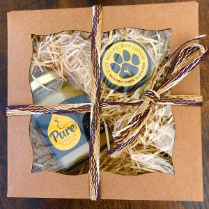 Soft Set Honey and Pet Paw Lotion