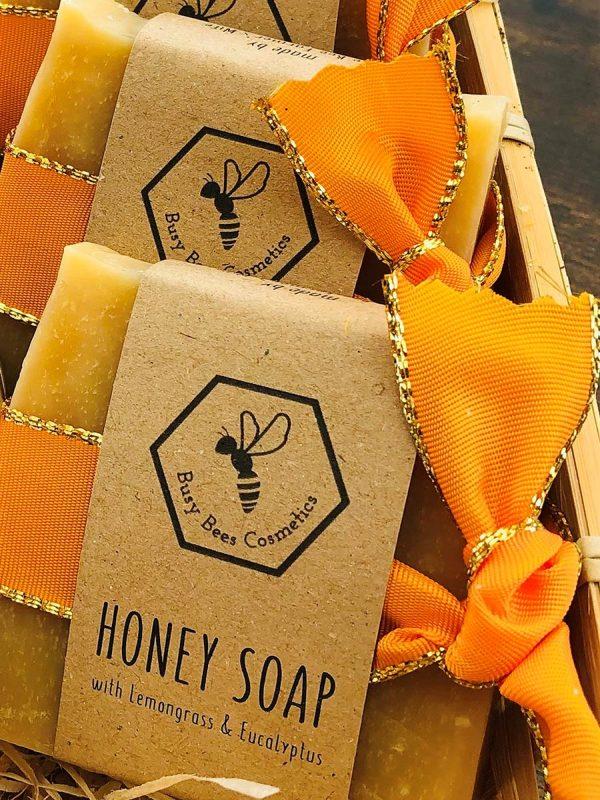 Lemongrass & Eucalyptus Soap