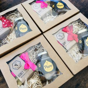 Beeswax & honey gift sets