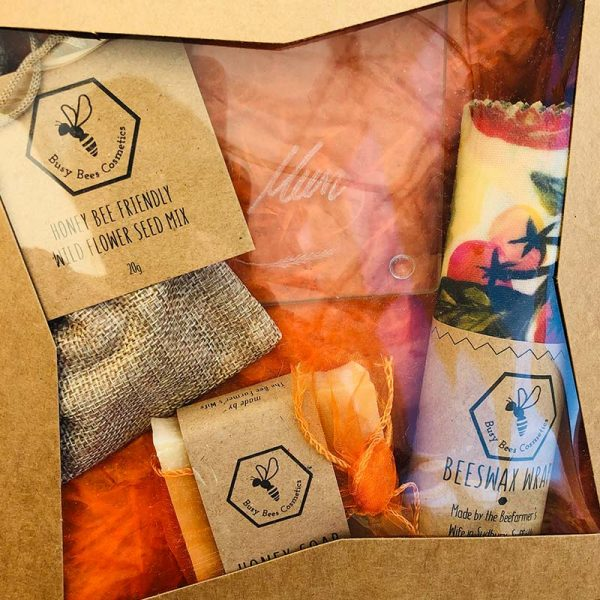 Mothers Day Gifts - Beeswax Wrap, Soap